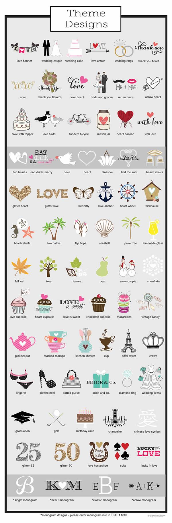 Label Theme Design Options  sc 1 st  Wedding Favors Depot & Hot Beach Wedding Theme Sunscreen Favors