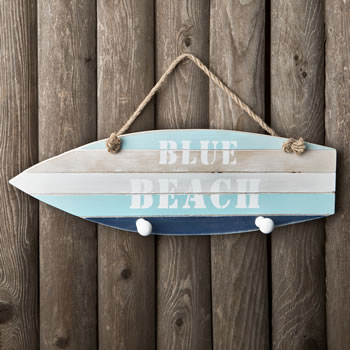 Boat Shaped Hanger With 2 Knobs200  Weddings