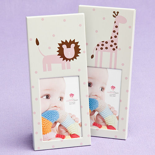 Animal Themed Baby Frames - Pinkwholesale/12504lg.jpg Wedding Supplies