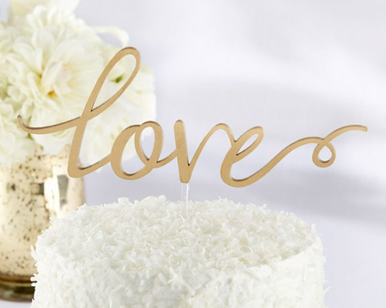 Love Cake Topperwholesale/18092NA-love-caketopper-ka-l.jpg Wedding Supplies