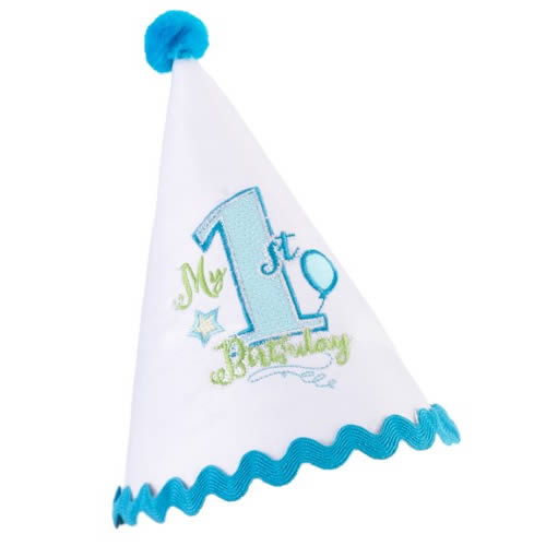 First Birthday Cap - Bluewholesale/2014-wedding-favors_LR/24CA600B.jpg Wedding Supplies