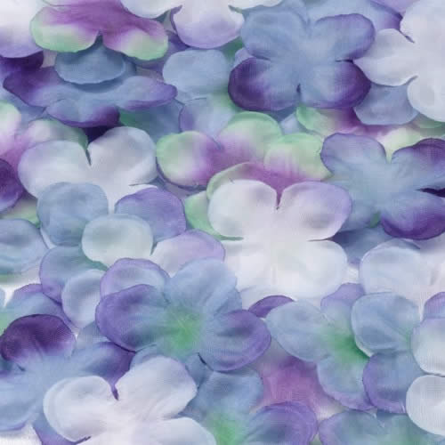 Flower Petals - Purple  Weddings