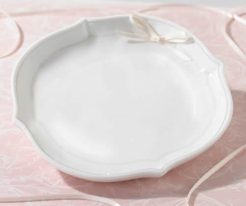 Porcelain Ring Bowl-Blank200  Weddings
