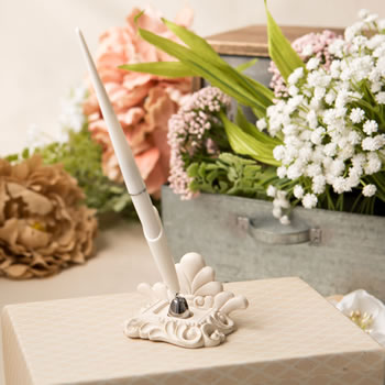 Vintage Design Pen And Base Accessory Setwholesale/2466.jpg Wedding Supplies