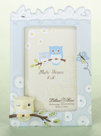 Blue Owl Frame  Weddings