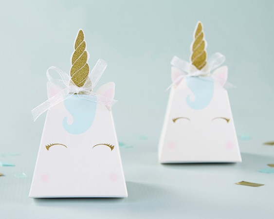 UNICORN FAVOR BOX (SET OF 12)wholesale/28385NA-unicorn-favor-box-ka-l.jpg Wedding Supplies