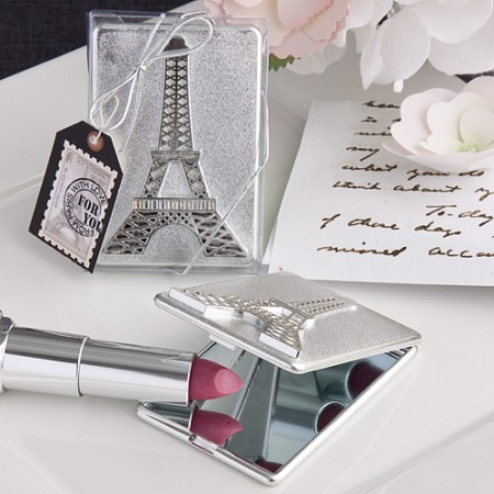 Eiffel Tower Design Compacts200  Weddings