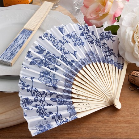 Elegant French Country Design Fan Favors200  Weddings