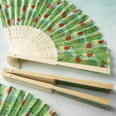 TROPICAL PINEAPPLE THEMED FAN200  Weddings