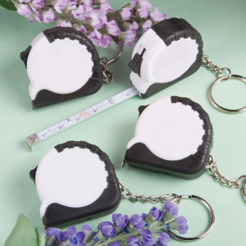 Key Chain - Measuring Tape Favorswholesale/6721lg.jpg Wedding Supplies