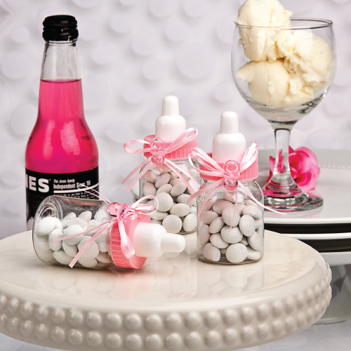 Pink Baby Bottle Favorswholesale/6759lg.jpg Wedding Supplies
