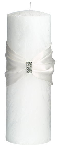 Cream Sash Wedding Unity Candle Weddings