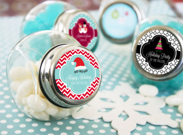 Winter Holiday Theme Candy Jars Favorwholesale/EB2051Z_large1.jpg Wedding Supplies