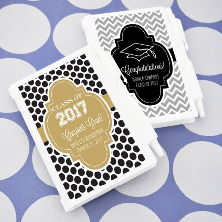 Hats off to You Graduation Notebooks - Favorswholesale/EB2101Z_large1.jpg Wedding Supplies