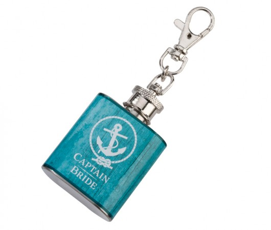Mini Flask - Captain Bride200  Weddings
