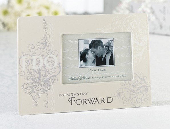 CLEARANCE Bridal I Do Wedding Photo Frame200  Weddings