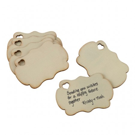 Set of 36 Guest Signing Tags200  Weddings