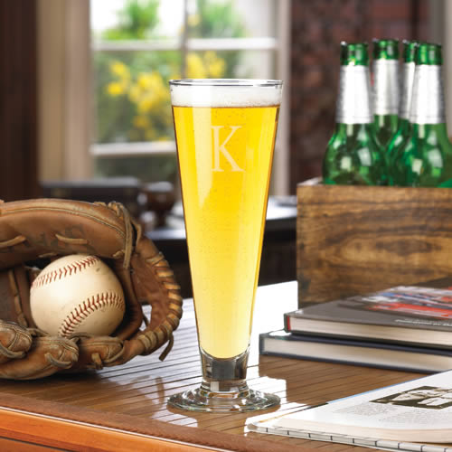 Personalized Classic 14.5 oz. Pilsner Glass200  Weddings