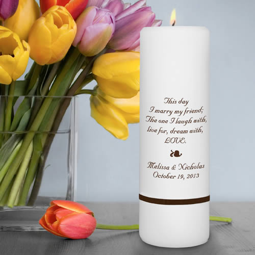 Unity Ceremony Candlewholesale/GC305.jpg Wedding Supplies