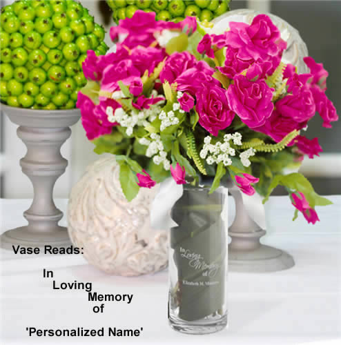 Garden of memories Memorial Vase200  Weddings