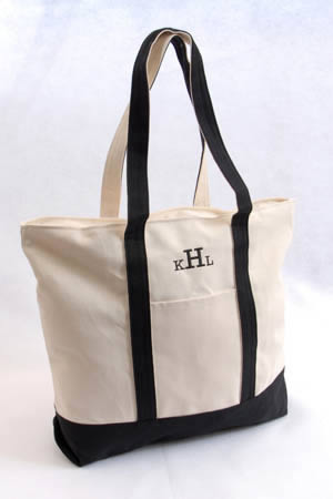 Personalized Beach Tote em Bagwholesale/GC506.jpg Wedding Supplies