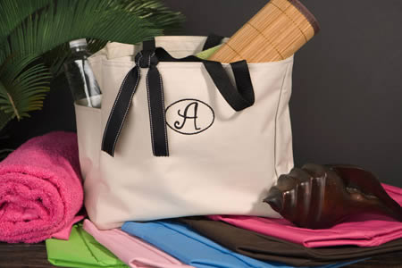 Personalized Smart Gal Avery Tote (6 colors)200  Weddings