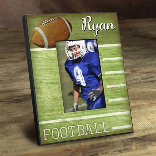 Personalized Kids Sports Picture Frame200  Weddings