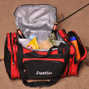 Personalized 2-in-1 Cooler Duffle200  Weddings