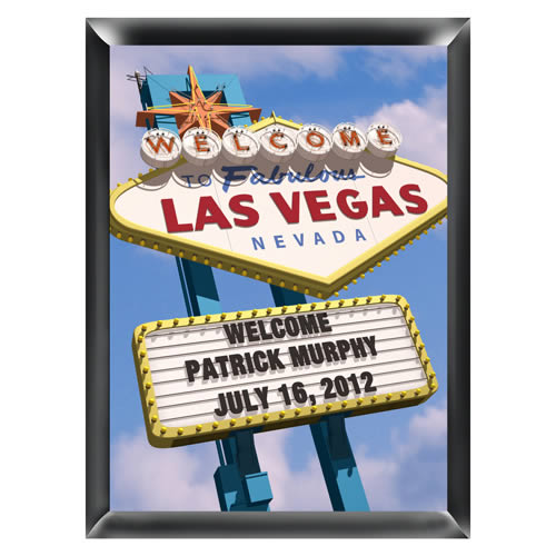 Personalized Vegas Marquee Traditional sign200  Weddings