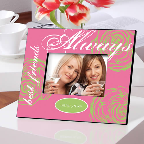 Personalized Friendship Picture Frame200  Weddings