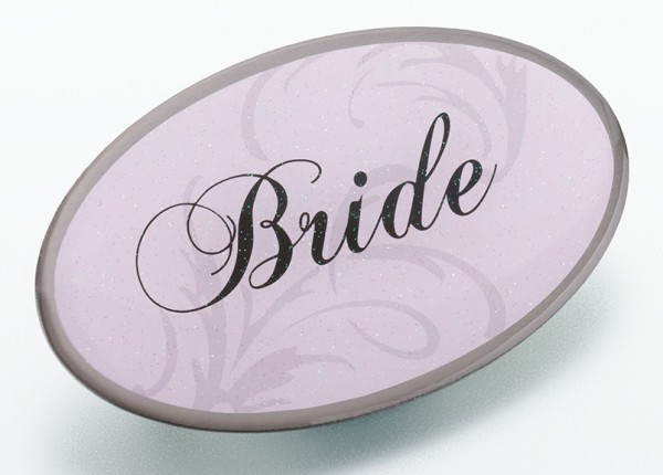 Bride Pink Pin200  Weddings