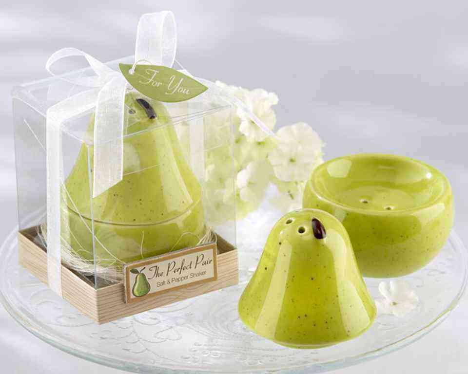 The Perfect Pair Ceramic Salt Pepper Shaker