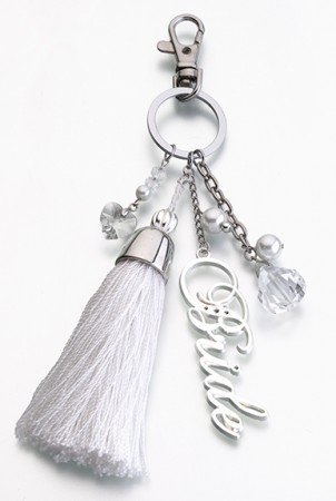 Bride Key Fob  Weddings