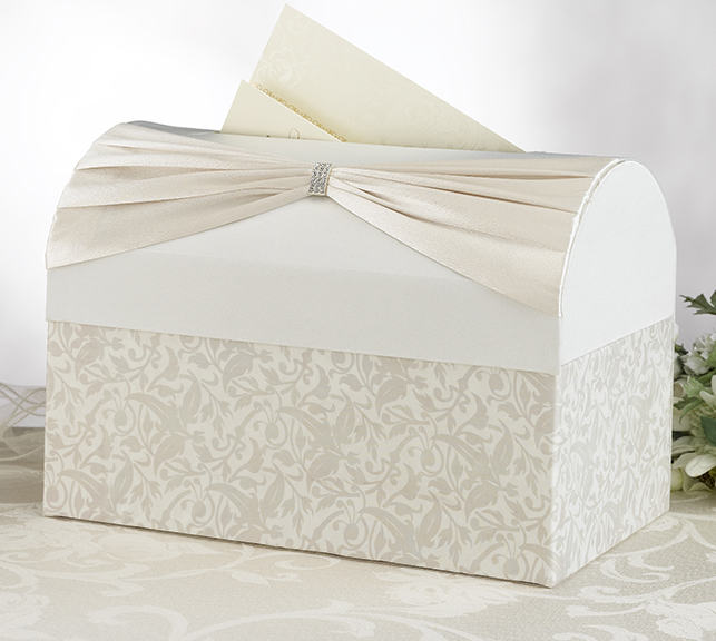 new Ivory Card Box200  Weddings