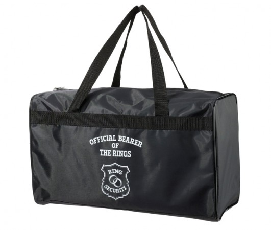 Ring Bearer Duffel Bag200  Weddings
