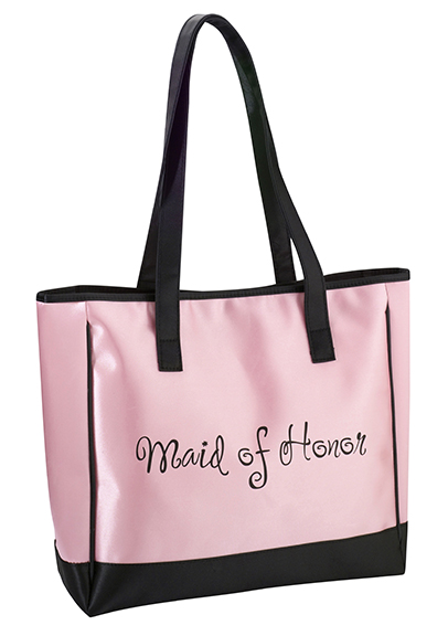A Maid Of Honor Tote144 Weddings