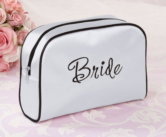 Bride White Medium Travel Bag144 Weddings