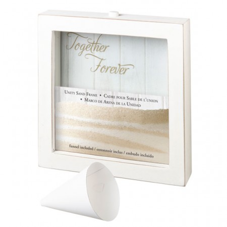 Small Unity Sand Ceremony Picture Frame200  Weddings