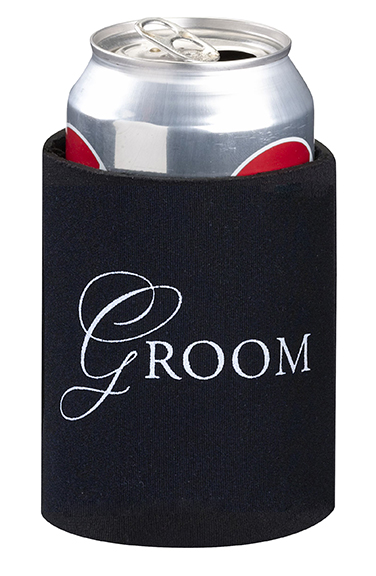 Cup Cozy Groom Weddings