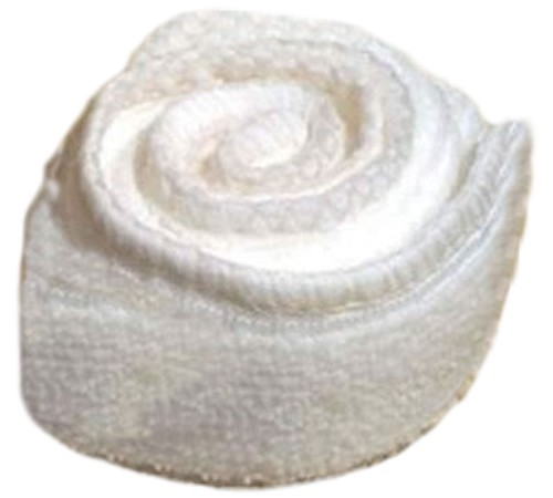 CLEARANCE White Rose Towel Favorwholesale/cc6088.jpg Wedding Supplies