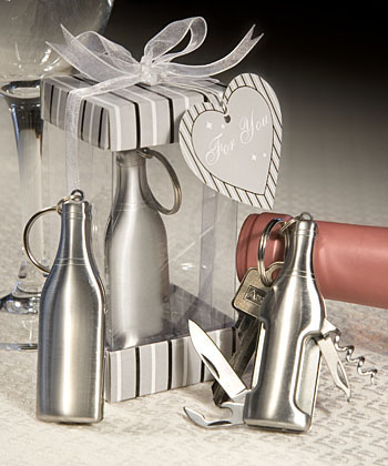 Amore Stainless Steel Bar Tool Favor  Weddings