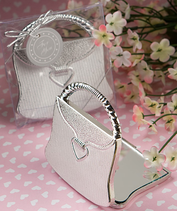 Elegant Purse Mirror Compacts200  Weddings