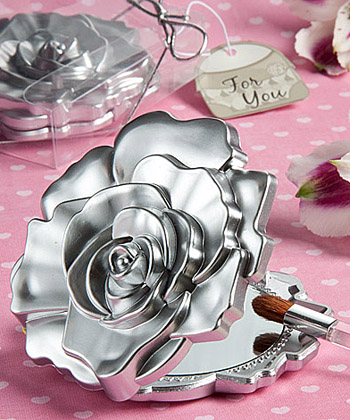 Realistic Rose Mirror Compacts200  Weddings