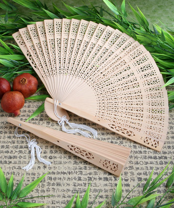 Sandalwood Fan Favorswholesale/favors_2014/6203.jpg Wedding Supplies