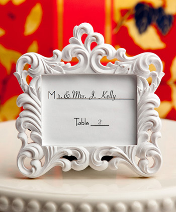 Baroque-style Frame  Weddings