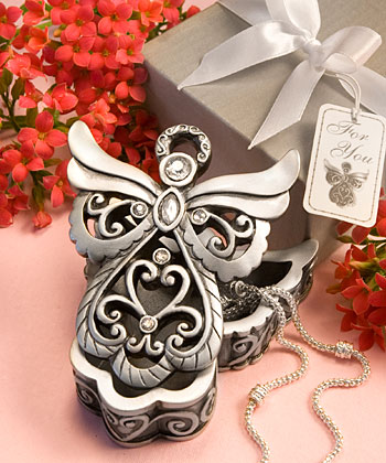 Angel Curio Box From The Heavenly Favors  Weddings