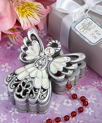 Keepsake Angel Trinket Box200  Weddings