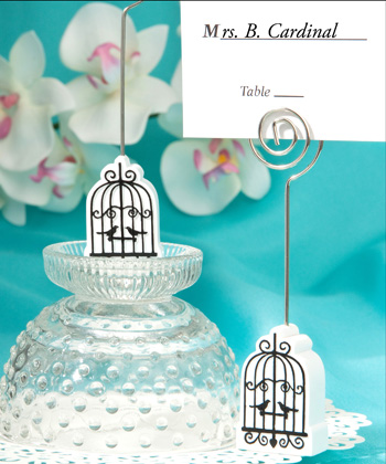 Elegant Birdcage Design Place Card Holders200  Weddings