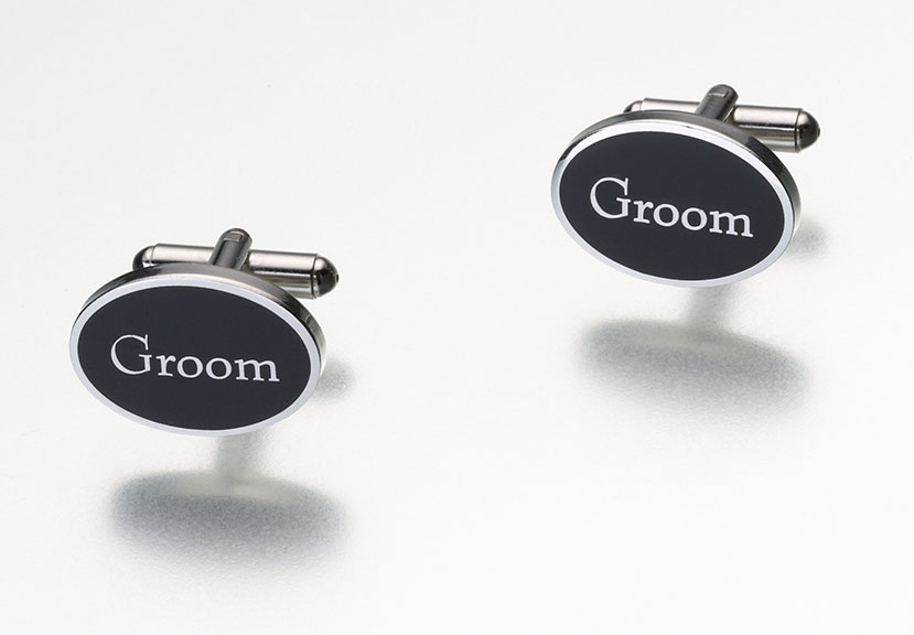 Groom Cufflinks200  Weddings