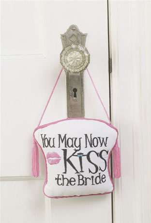 Honeymoon Door Hanger - Honeymoon Gift Idea200  Weddings